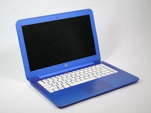 HP Stream 13 c110nr Device Page