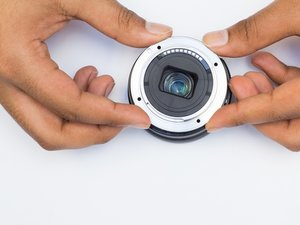 Lens Contact mount
