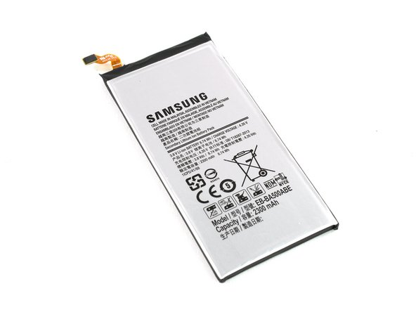 Samsung Galaxy A5 Battery Replacement