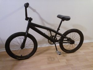 Mongoose 20'' BMX Repair