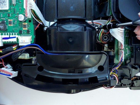 Samsung POWERbot R7070 Vacuum Motor Replacement