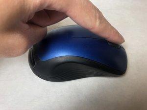 Logitech M310 Mouse Wheel Spring Repair