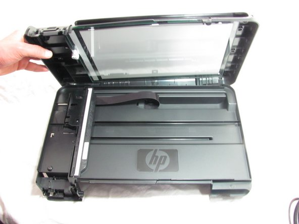HP Photosmart c4780 Scanner Glass Replacement