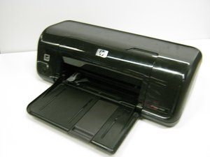 HP Deskjet D1660 Troubleshooting