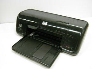 HP Deskjet D1660 Troubleshooting