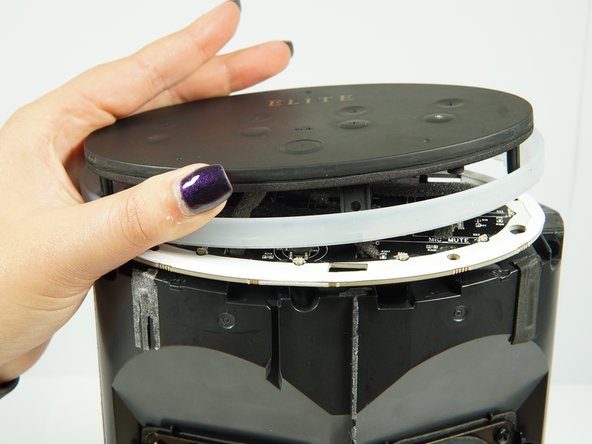 Desoldering may be required to separate the light ring and button panel completely. Please use our How to Solder and Desolder Connections Guide to properly and safely conduct the procedure.