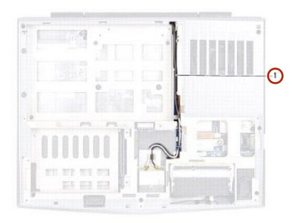 Dell Alienware M11x R3 Display Assembly  Replacement