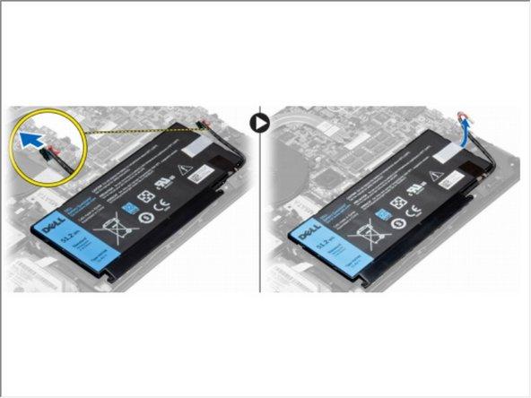 Reemplazo de batería Dell Vostro 5560