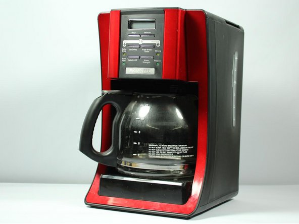 Automatic Drip Coffee Maker History : Mr. Coffee BVMC-SJX33GT Repair - iFixit