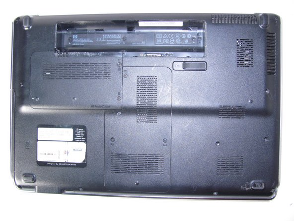 HP Pavilion dv6-2158nr RAM Replacement