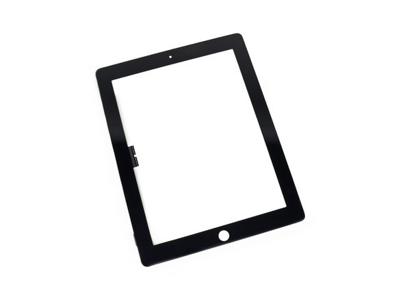 Image 1/1: If you are replacing your panel with a new one, be aware that the new panel may have a protective film on the outside and/or inside of the frame. This needs to be removed.