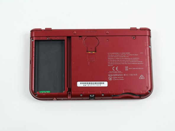 Nintendo 3DS XL 2015 Battery Replacement