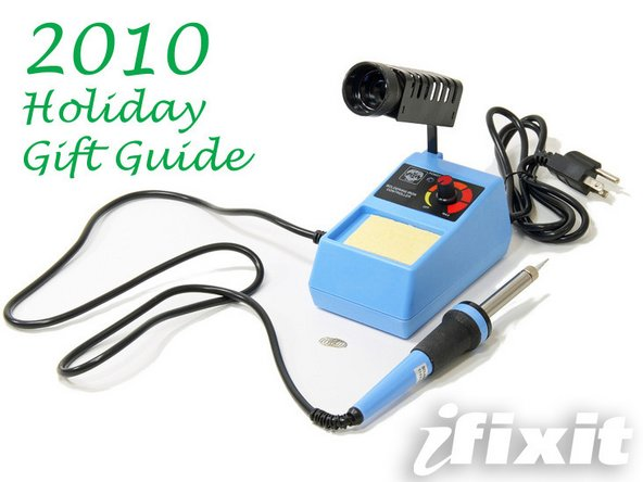 Tools on the 2010 holiday gift guide