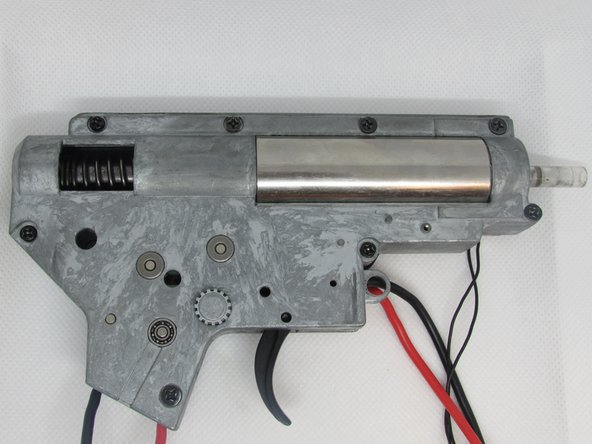 Airsoft V2 Gearbox  Piston Replacement