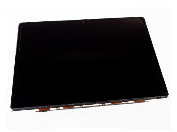 Retina display front panel assembly - quantity 1