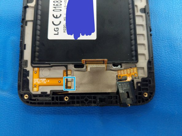 LG K20 PLUS Display Assembly Replacement