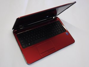 HP Flyer Red Repair