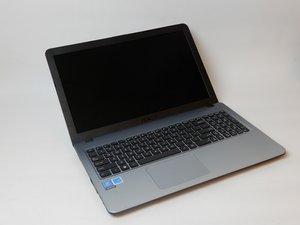 Asus VivoBook X540SA-BPD0602V Repair