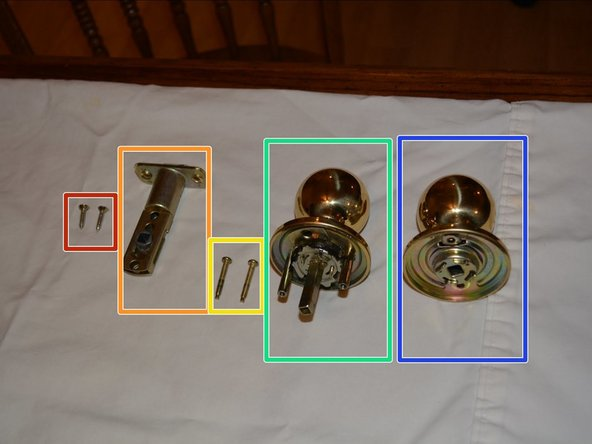 Image 1/1: Short Screws