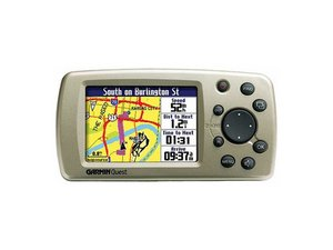 Garmin Quest Repair