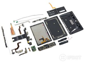 Project Tango Tablet Teardown