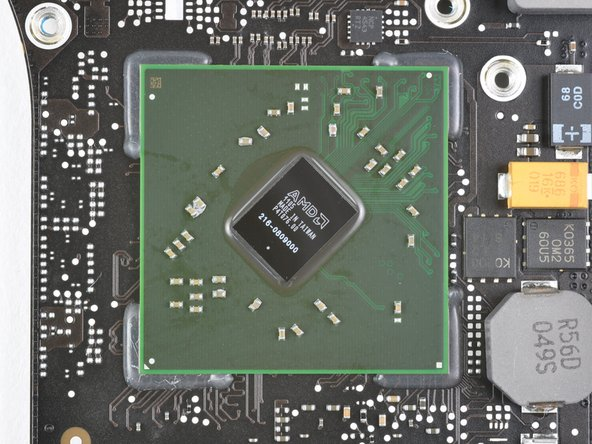 Image 2/3: If you're wondering about the AMD GPU, ATI was purchased by AMD in 2006. However, only within the last few months has AMD retired the ATI name and begun branding their graphics chips with AMD.