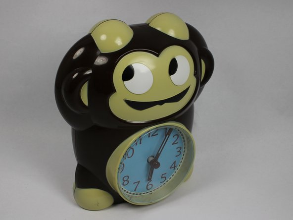 Circo Monkey Alarm Clock Battery Replacement