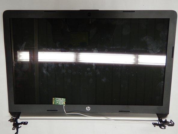 HP 15-da0012dx Screen Replacement