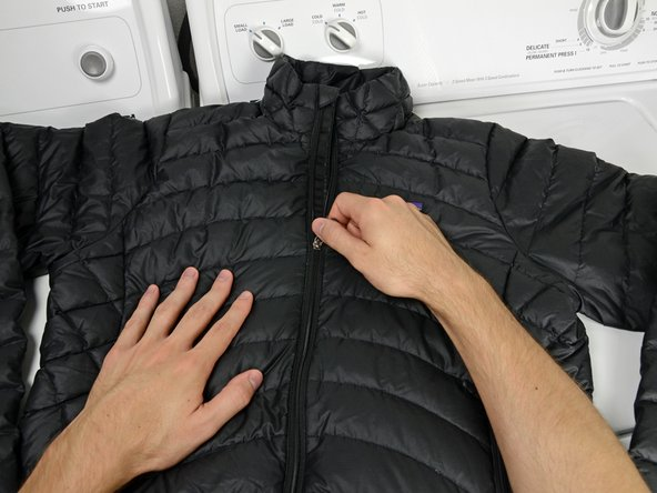 How to Wash and Dry a Patagonia Down Jacket