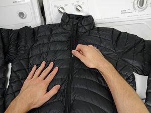如何清洗和干燥巴塔哥尼亚羽绒服