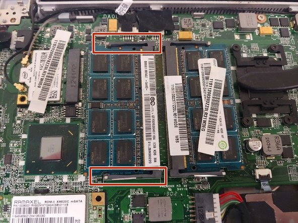 Lenovo IdeaPad U410 RAM Replacement
