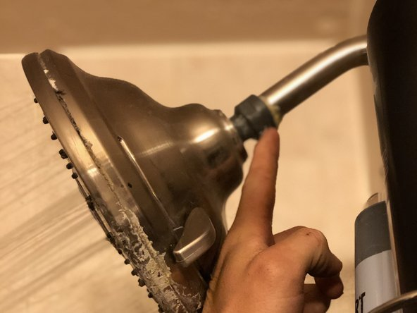 How to Fix a Delta 5-Function Showerhead Model 75554
