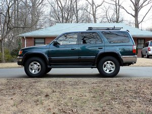 1995-2002 Toyota 4Runner Repair