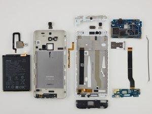 Asus ZenFone 3 Max Repairability Assessment