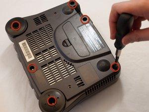 Repairing Nintendo 64 Power Input