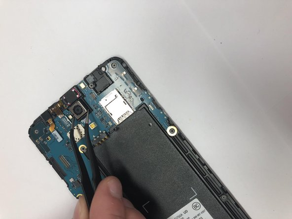 Samsung Galaxy Mega 2 Rear Camera Replacement