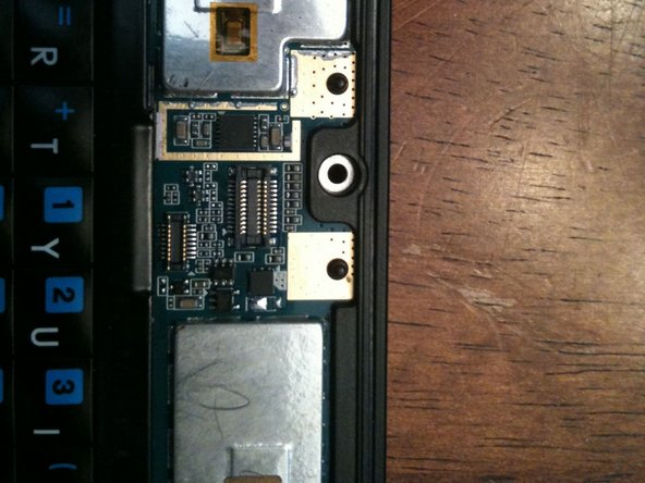 Image 2/2: After screws are removed you can detach screen.