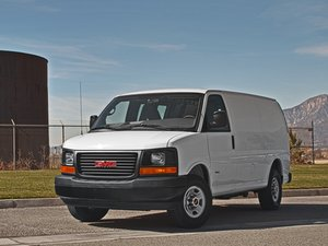 GMC Savana Repair