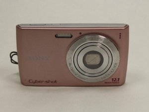 Sony Cyber-shot DSC-W510 Troubleshooting