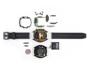 Huawei Watch GT Repairability Assessment