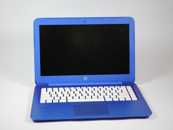 HP Stream 13-c110nr Top Cover/Keyboard Replacement