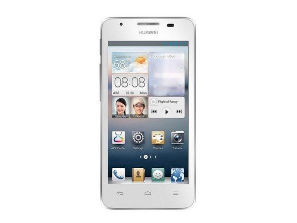 Huawei    Ascend    G510    Repair  iFixit