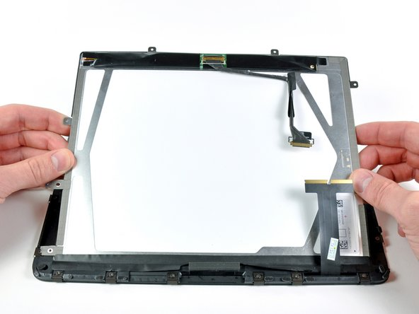 iPad 3G Front Panel Assembly Replacement