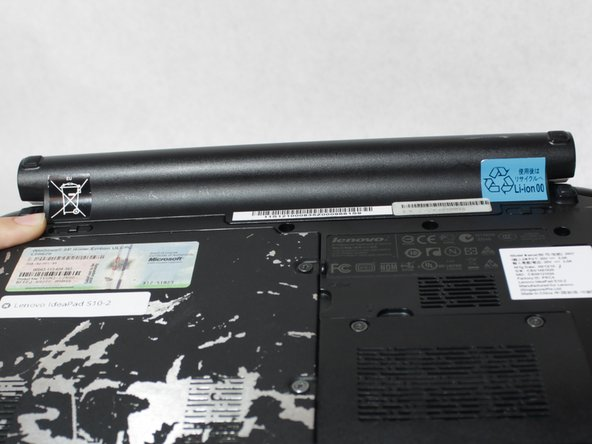 Lenovo IdeaPad S10-2 Battery Replacement