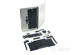 "MacBook Air 13"" Early 2015 Teardown"