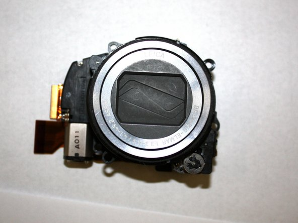 Panasonic Lumix DMC-ZS6 Lens Assembly Replacement