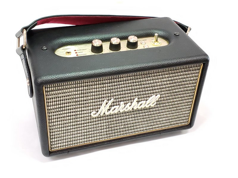 Marshall Kilburn Portable Bluetooth Speaker Repair - iFixit
