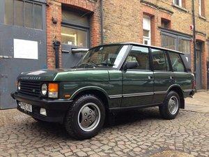 1995-2002 Land Rover Range Rover