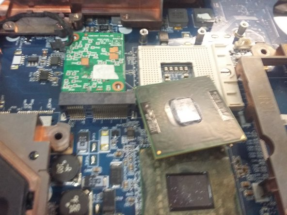 To mount the processor, what we have to do is put it straight, if the pins  break, it will no longer work.