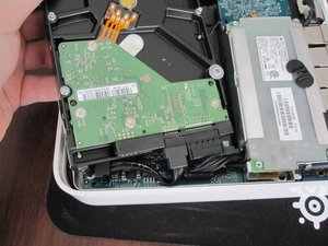 Apple Time Capsule Model A1302 Hard Drive Replacement